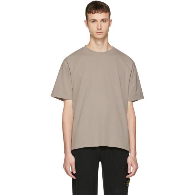 Image of Unravel Grey Intro H Vin Skate T-shirt