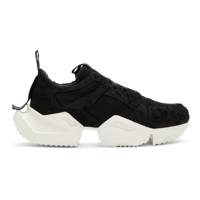 Unravel Black Neo Running Sneakers