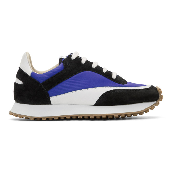 Spalwart Blue Tempo Low Sneakers