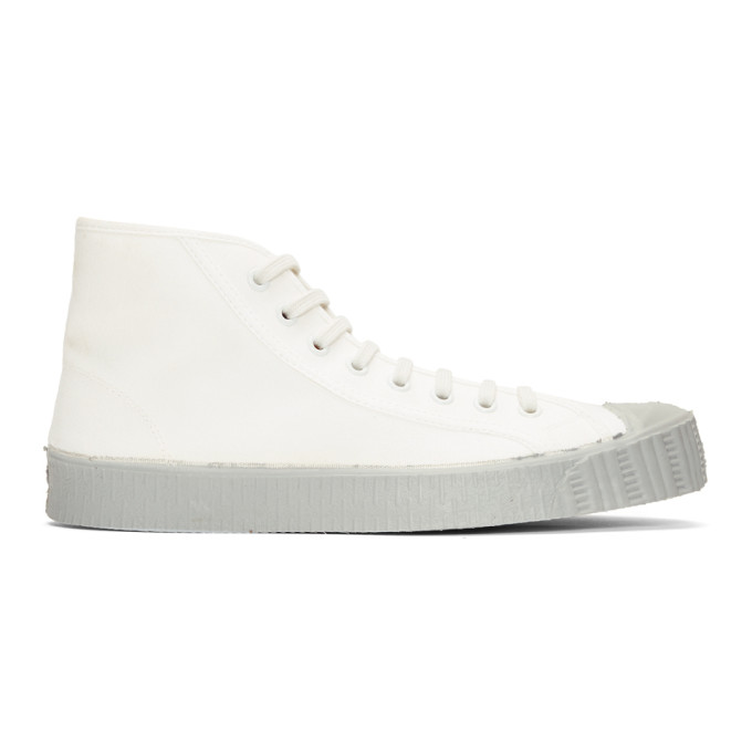 Spalwart White Special Mid GS Sneakers
