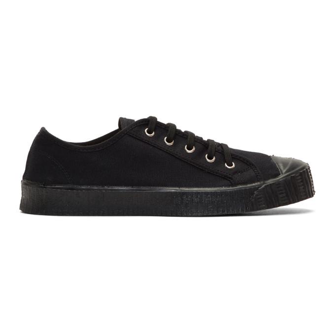 Spalwart Black Special BS Low Sneakers