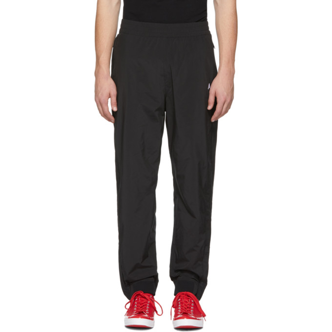 Ambush Pantalon de survetement noir Nobo exclusif a SSENSE