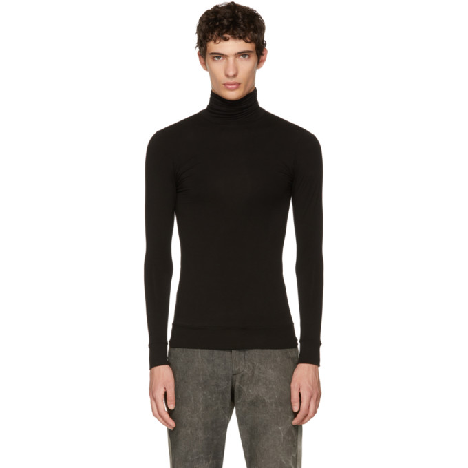 Image of Ambush Black Ambush Turtleneck
