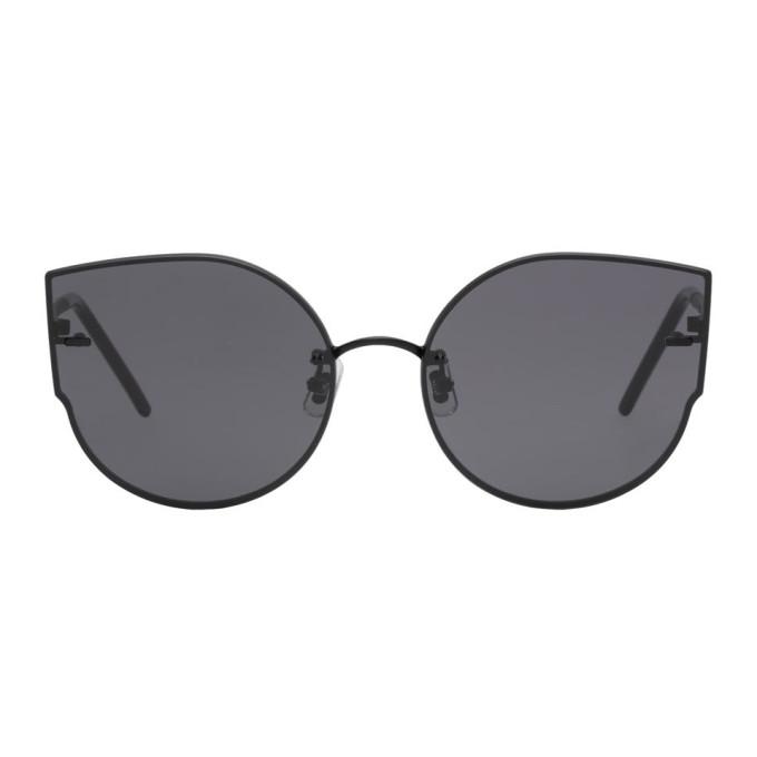 Image of Gentle Monster Black Ami Adam Sunglasses