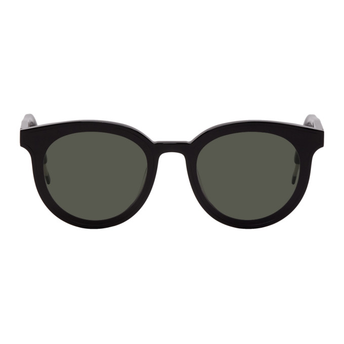 Image of Gentle Monster Black See Saw Sunglasses
