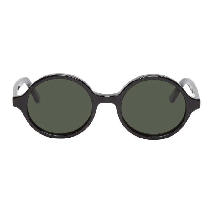 Image of Han Kjobenhavn Black Doc Sunglasses