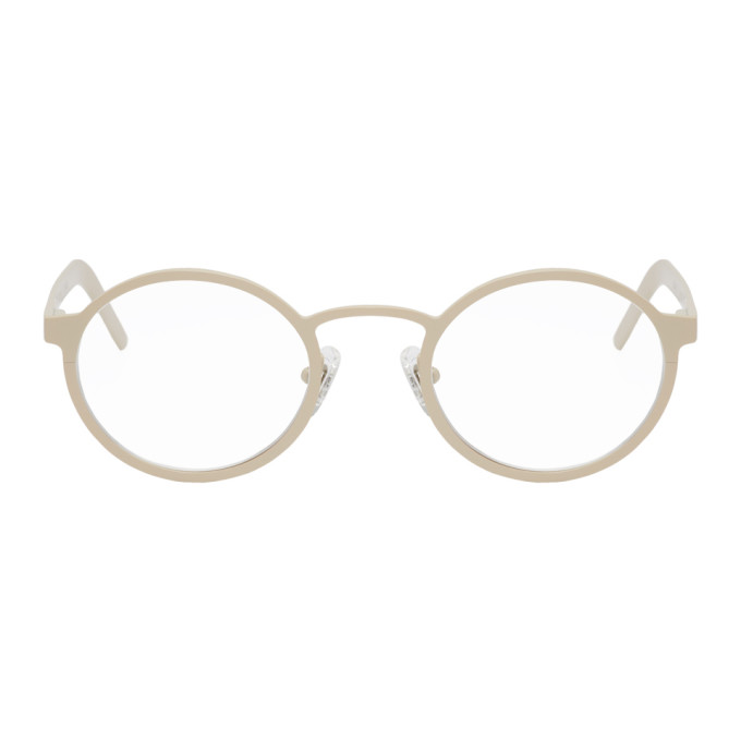 Image of BLYSZAK Tan Signature Glasses