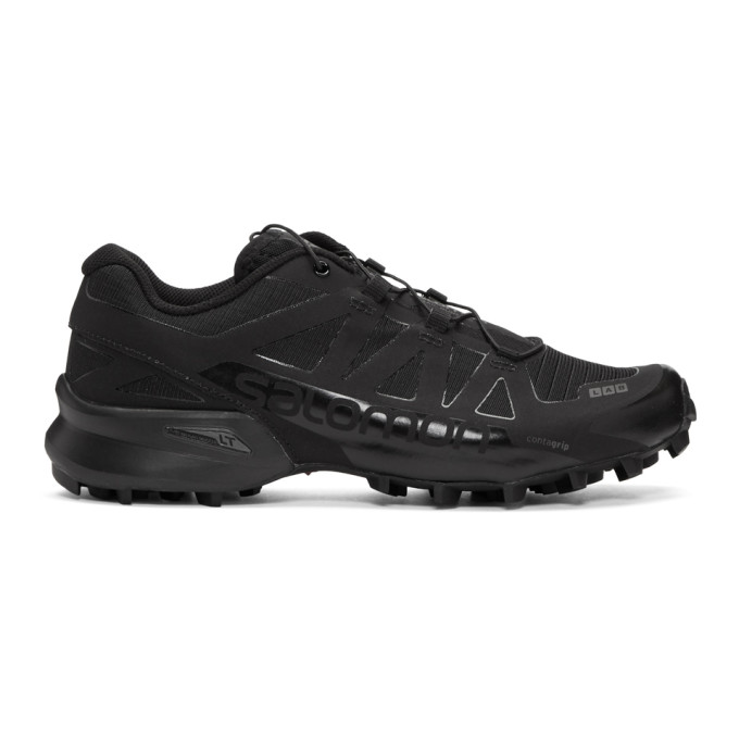 Image of Salomon Black S/Lab Speedcross LTD Sneakers