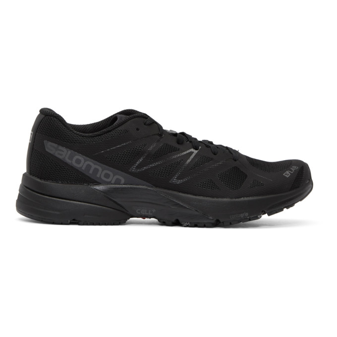 Image of Salomon Black S-Lab Sneakers