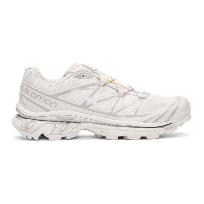 Salomon Grey S/Lab XT-6 Softground ADV Sneakers