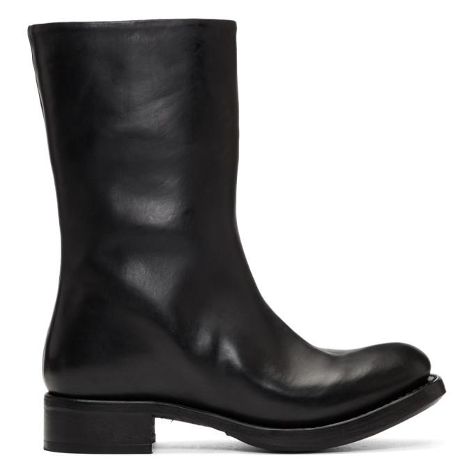 Cherevichkiotvichki Black Country Boots