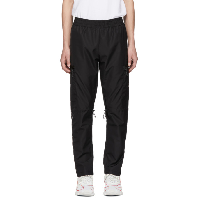 All In Black Tennis Lounge Pants