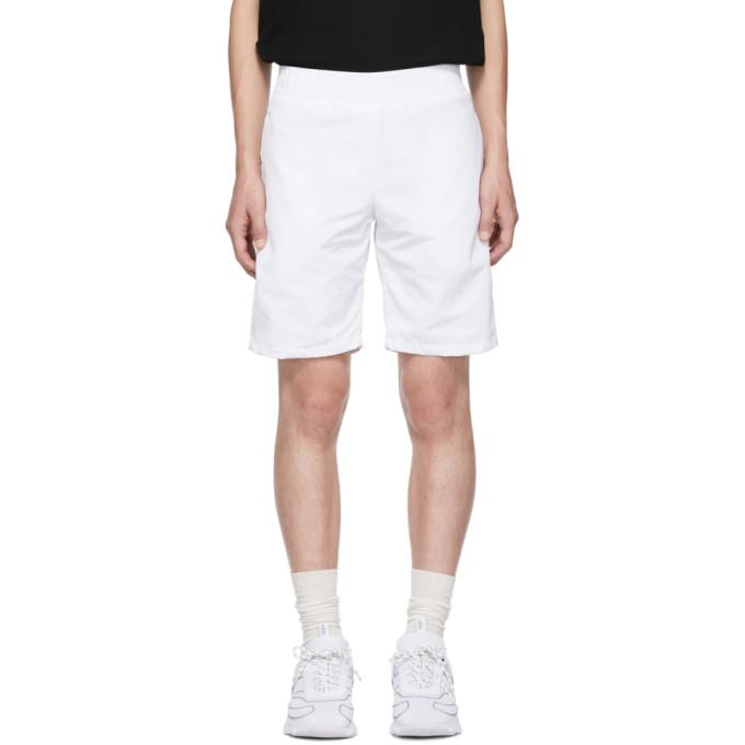 all in Short blanc Tennis