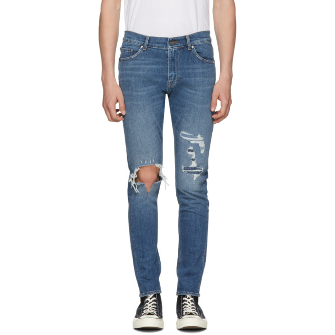 TIGER OF SWEDEN JEANS BLUE EVOLVE JEANS