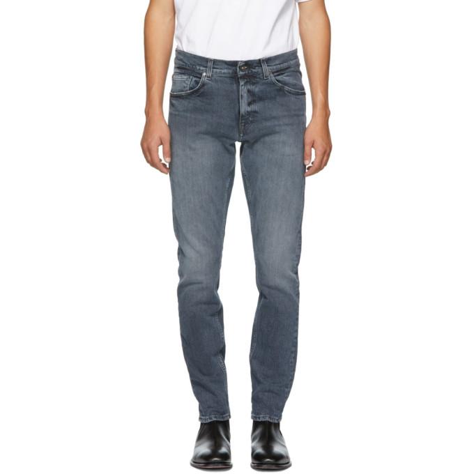 Tiger Of Sweden Jeans Black & Blue Evolve Jeans