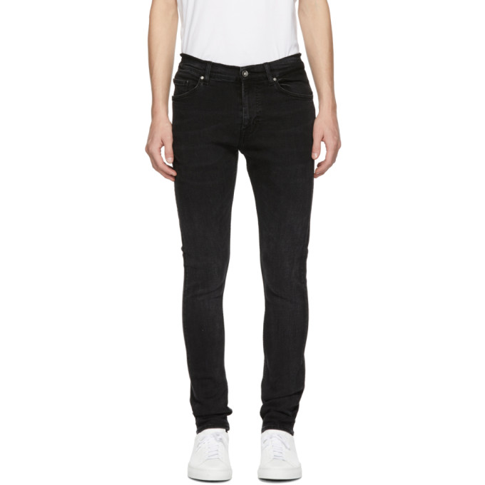 TIGER OF SWEDEN JEANS Tiger Of Sweden Jeans Black Evolve Jeans in 050 Black