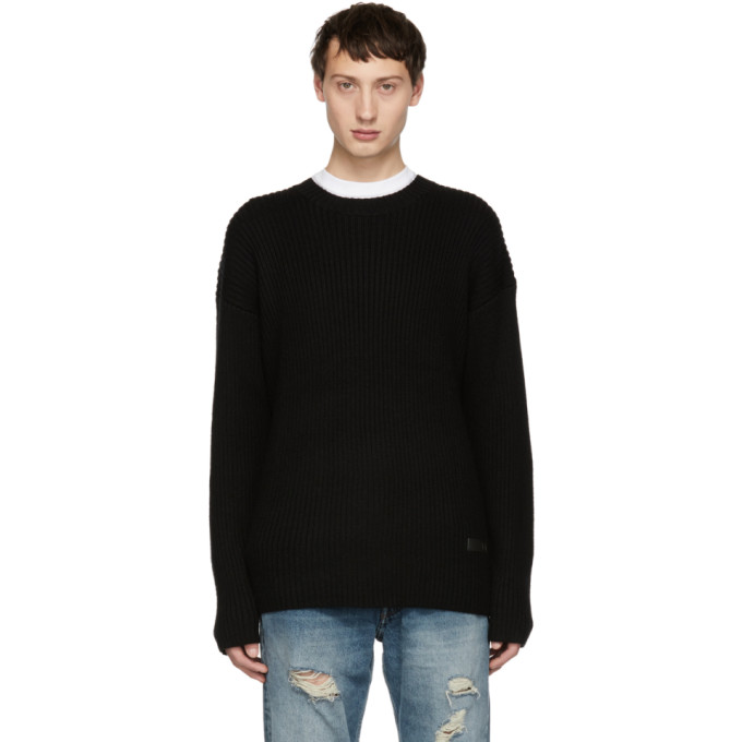 Tiger Of Sweden Jeans Black Page Sweater