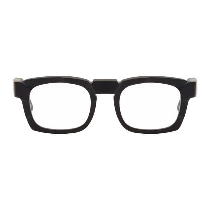 Image of Kuboraum Black K18 BM Glasses