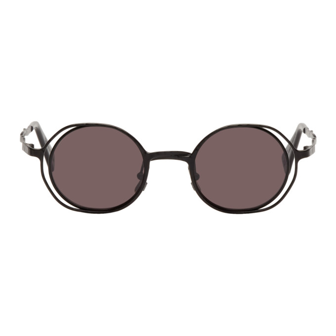Image of Kuboraum Black H11 BM Sunglasses