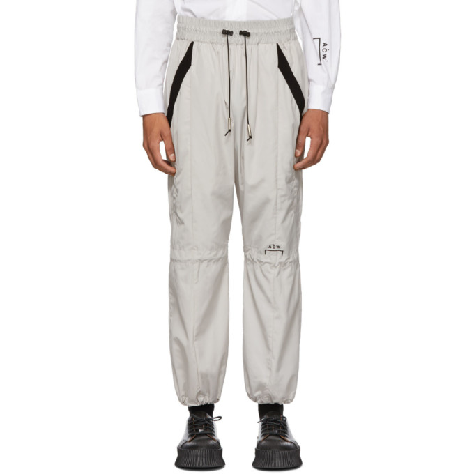 Image of A-Cold-Wall* Beige Technical Lounge Pants