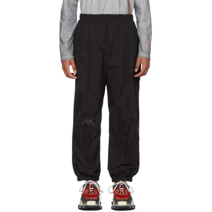 Image of A-Cold-Wall* Black T5 Lounge Pants