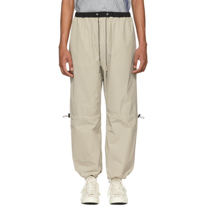 Image of A-Cold-Wall* Beige T9 Trousers