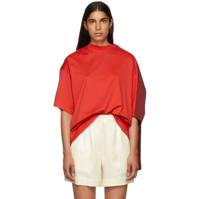Y/PROJECT RED DOUBLE T-SHIRT