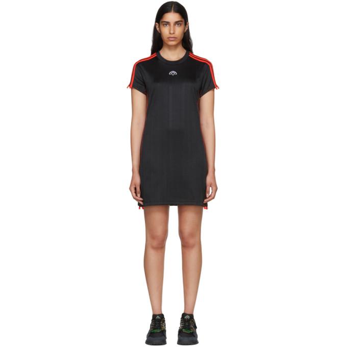 adidas Originals by Alexander Wang Black Track Dress