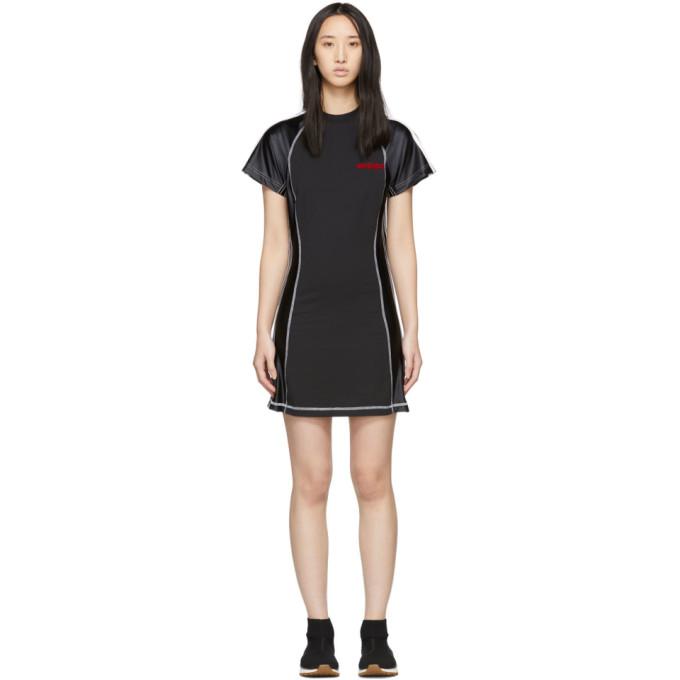 Image of adidas Originals by Alexander Wang Black AW Dress