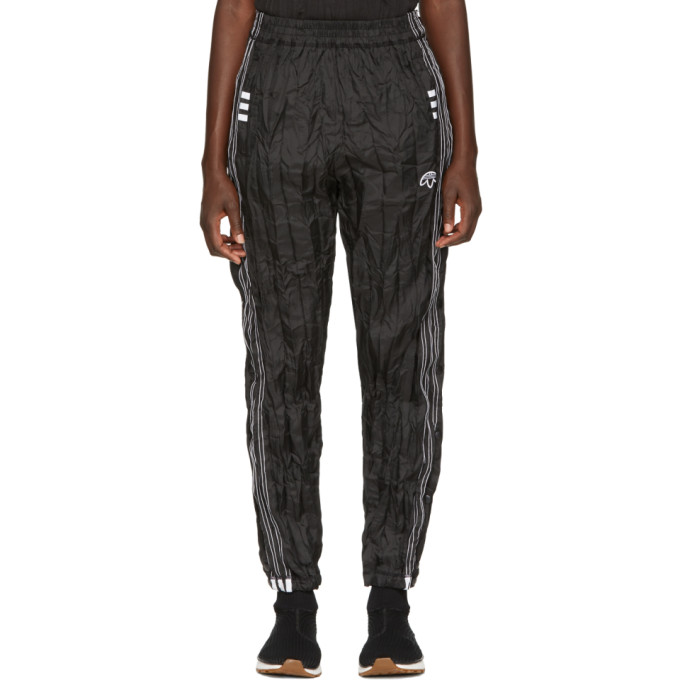 Image of adidas Originals by Alexander Wang Black AdiBreak Track Pants
