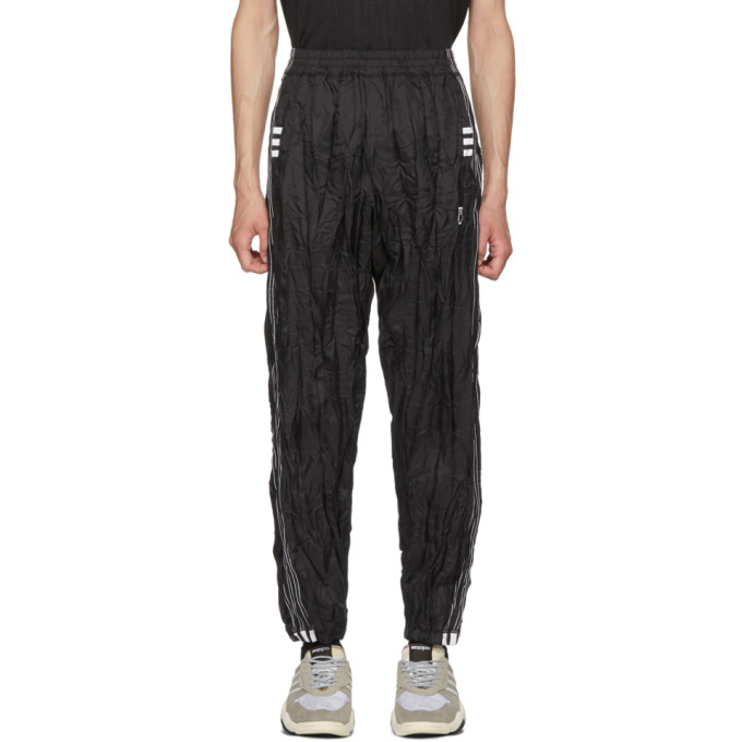 Image of adidas Originals by Alexander Wang Black AdiBreak Lounge Pants