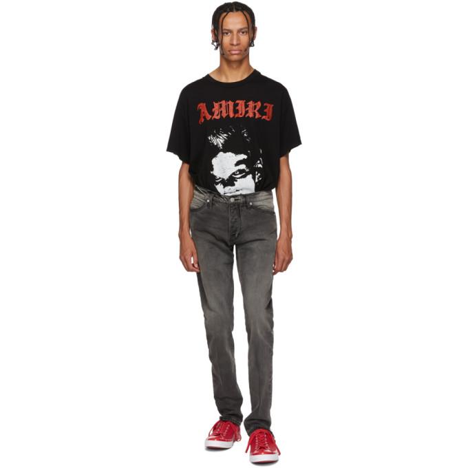 Image of Rhude Black Breakaway Jeans