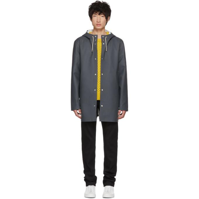 Image of Stutterheim Grey Stockholm Raincoat