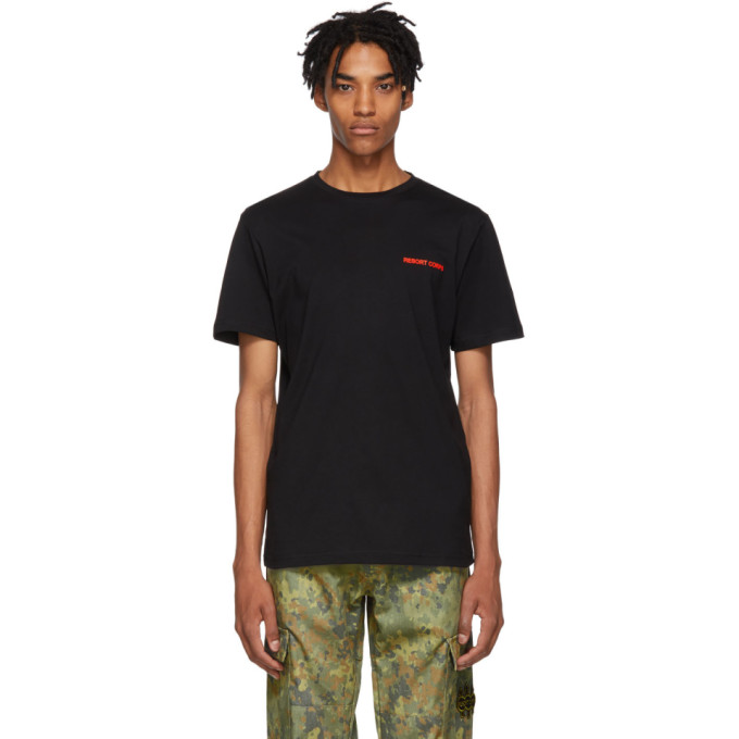 RESORT CORPS Resort Corps Black To Hell And Back T-Shirt