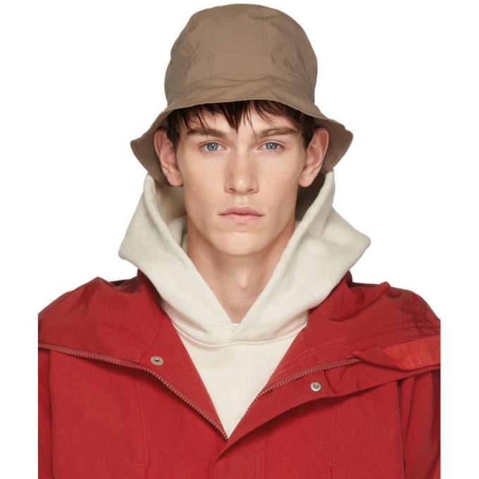 NONNATIVE Nonnative Beige Hiker Hat in 032 Beige