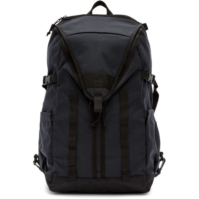 NONNATIVE Nonnative Black Alpinist Backpack in 019 Black