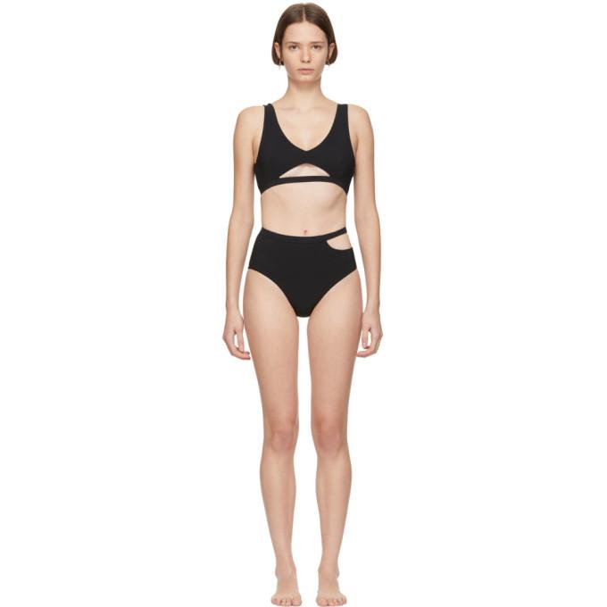 MARIEYAT Marieyat Black Ryym Sade Bikini