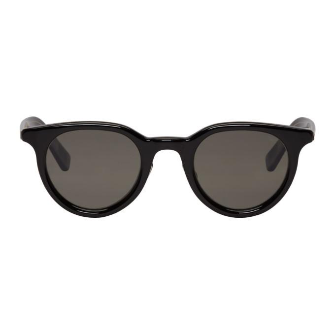 Image of Eyevan 7285 Black 'Model 753' Sunglasses