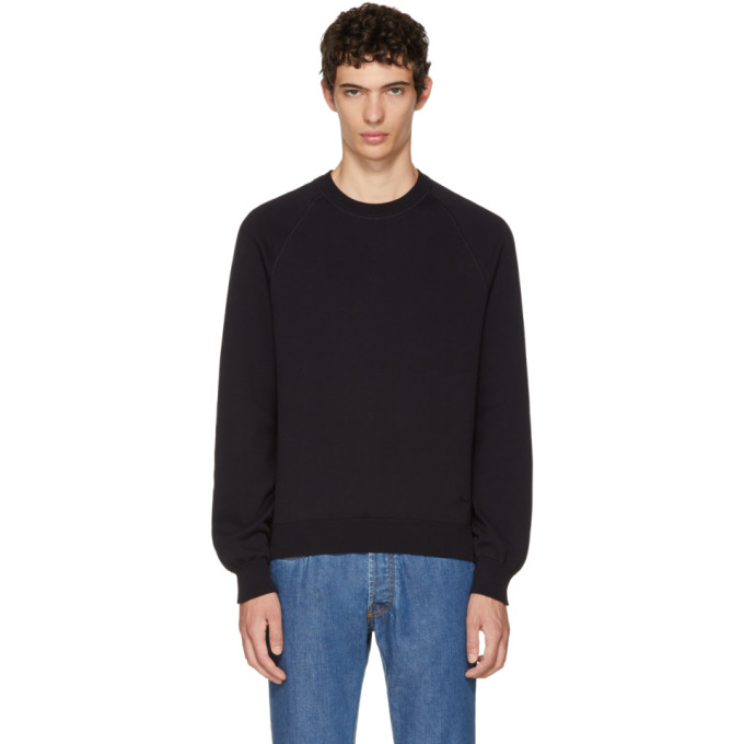 Image of Brioni Black Classic Sweatshirt