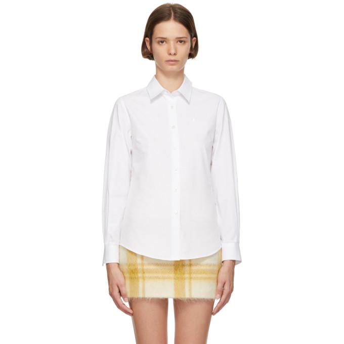 Alexachung Chemise blanche Soft Sleeve
