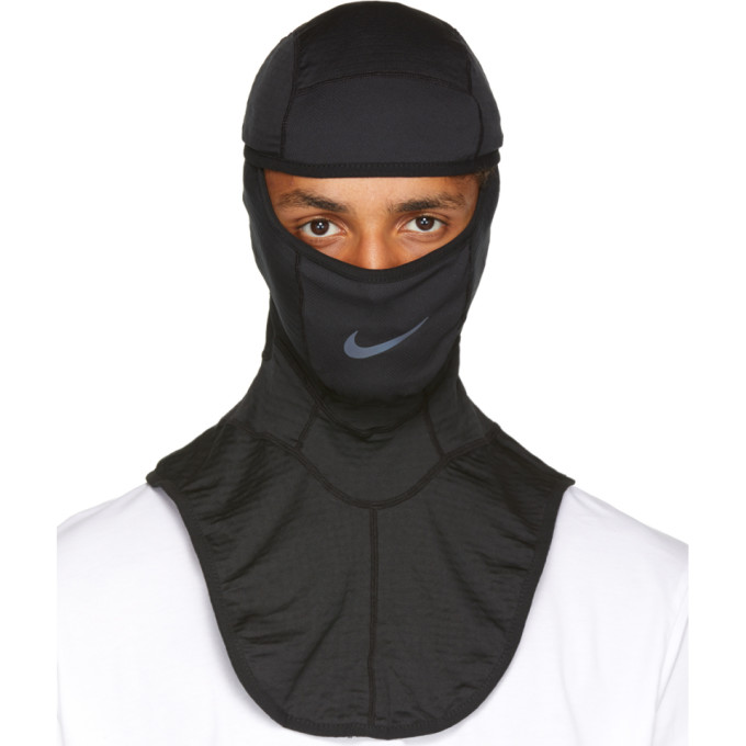 Image of NikeLab Black Matthew Williams Edition Balaclava