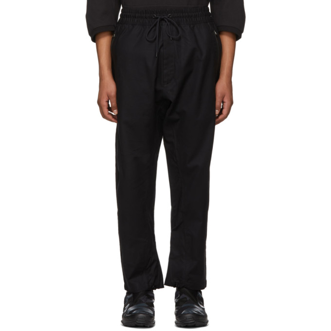 Image of NikeLab Black ACG Variable Lounge Pants
