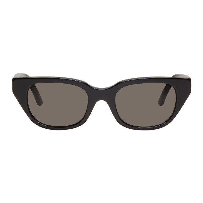 Heron Preston Black 'Style' Sunglasses