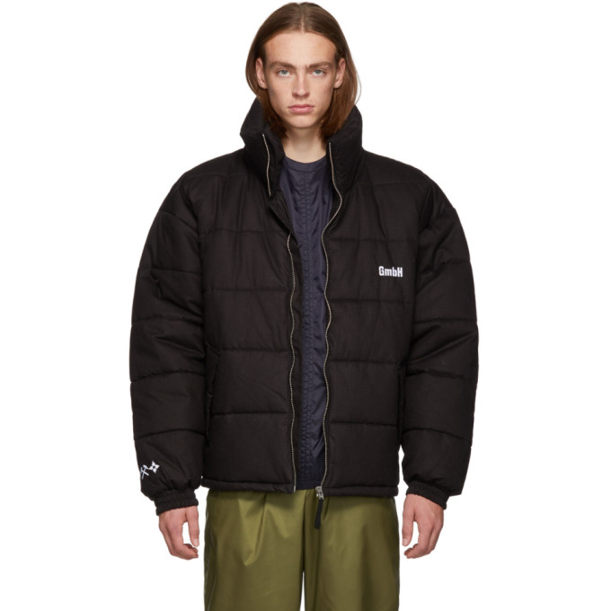 Gmbh Downs Black Debs Puffer Jacket