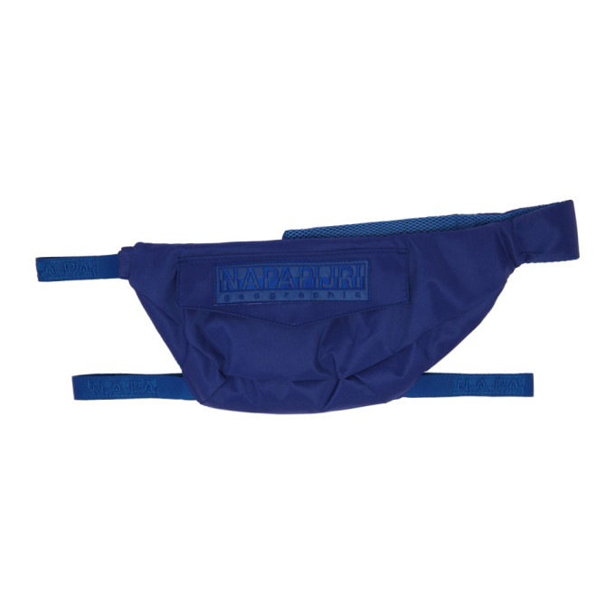 NAPA by Martine Rose Blue Peric Waist Bag