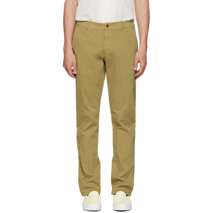 Image of HOPE Beige Nash Trousers