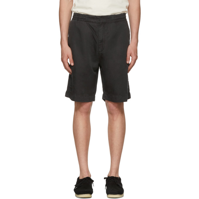 Image of HOPE Black Actually Shorts