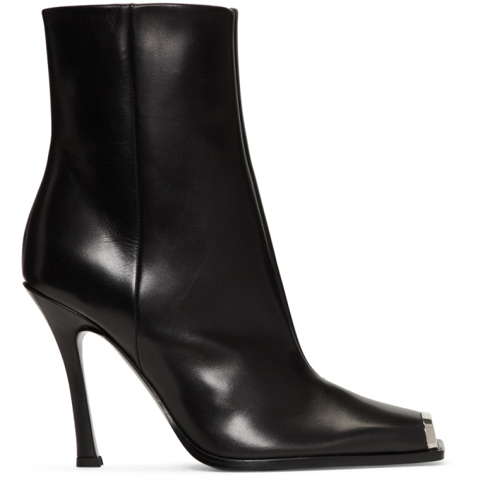 Image of Calvin Klein 205W39NYC Black Wilamiona Boots