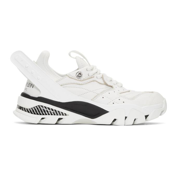 Calvin Klein 205W39NYC White Carla 10 Sneakers