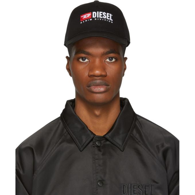 Image of Diesel Black Cakerym-Max Cap